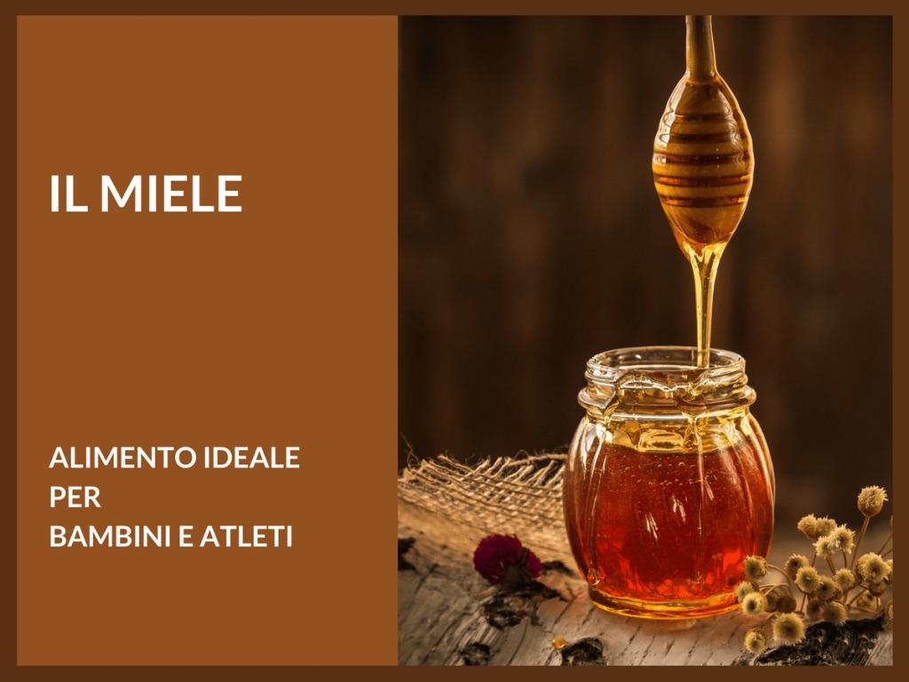 Il miele e l'energia