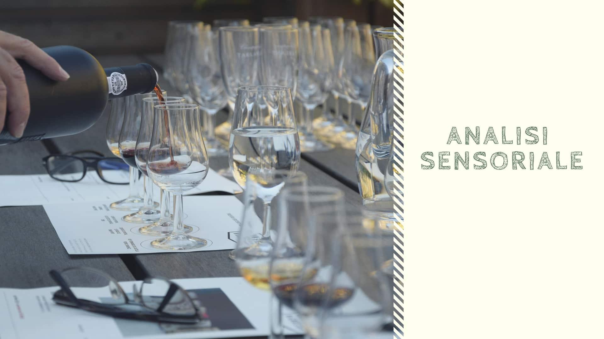 analisi sensoriale