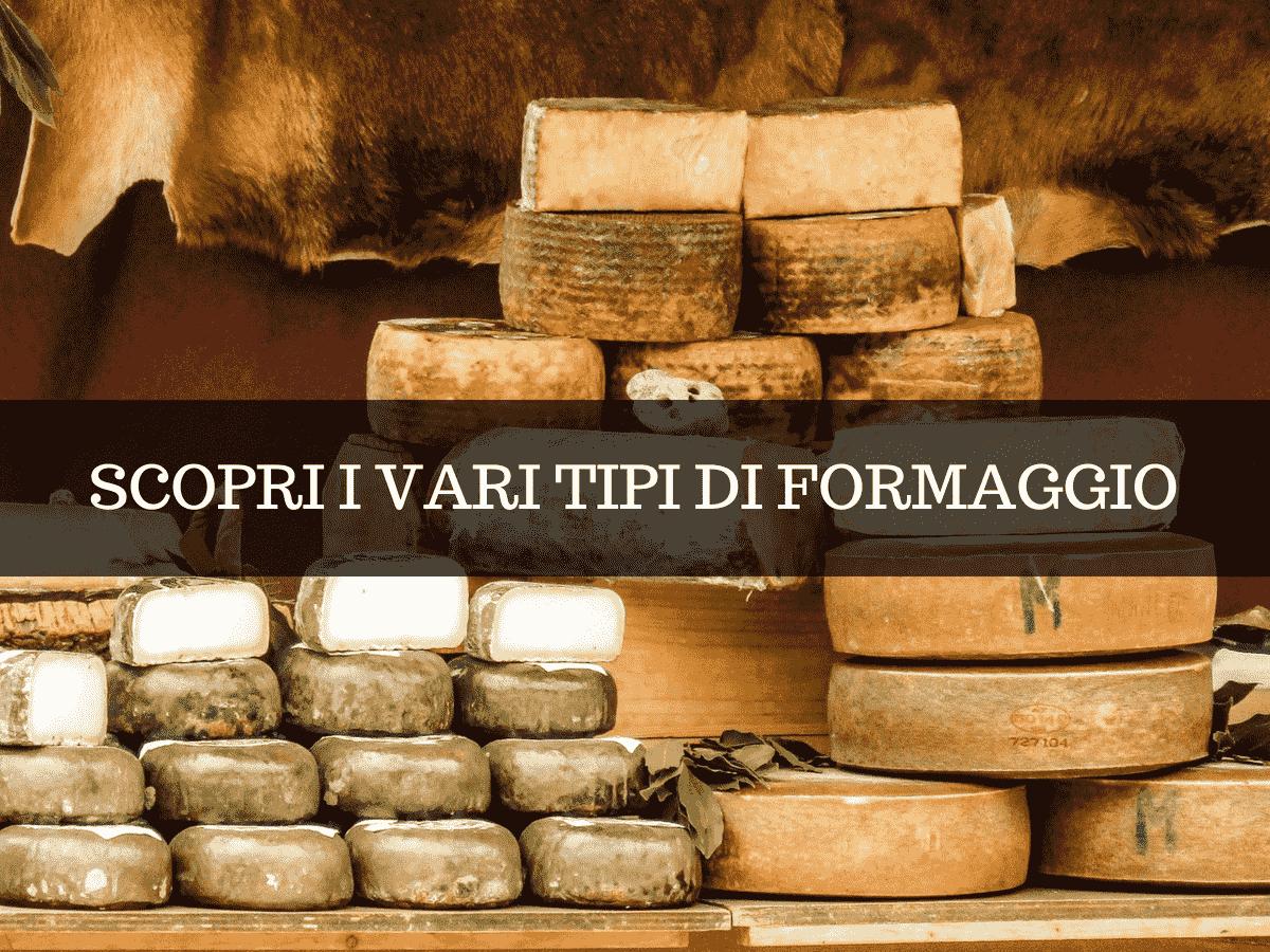 formaggio spalmabile, formaggi freschi la pasta