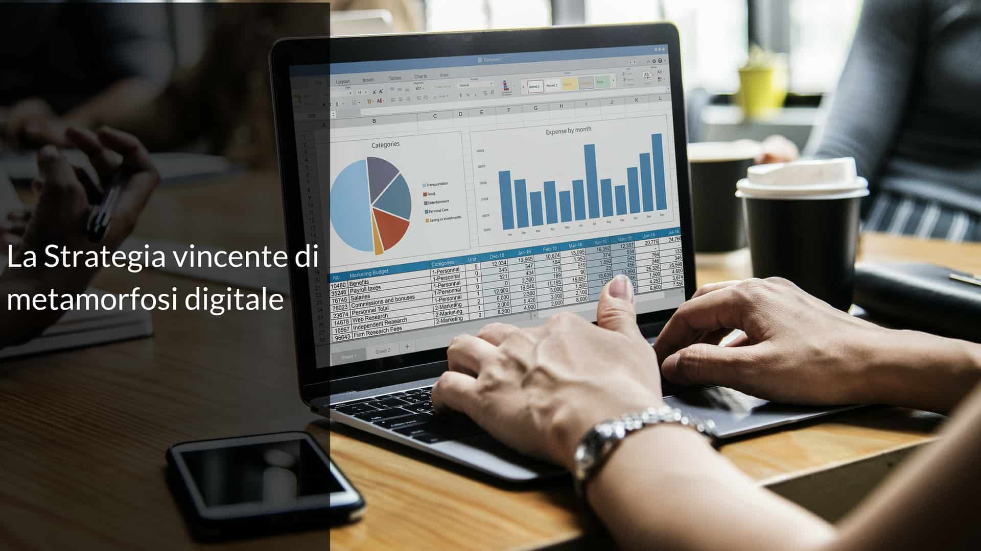 la Strategia vincente di metamorfosi digitale