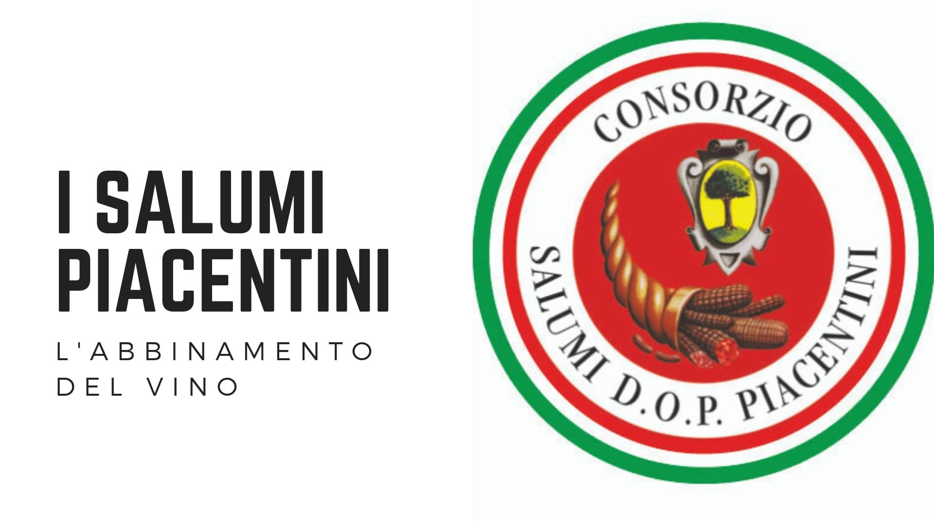 abbinamento dei Salumi Piacentini con il vino