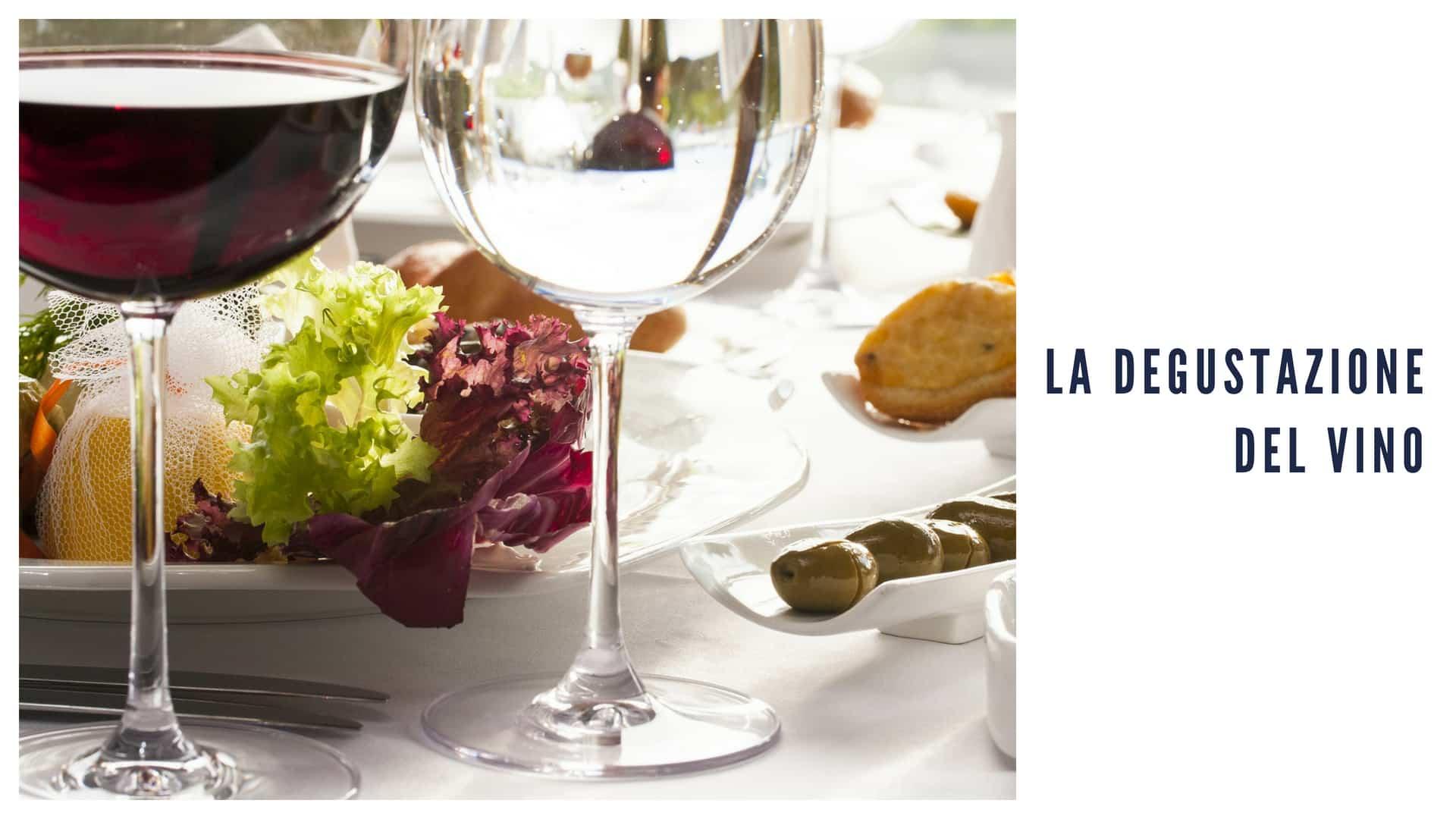 Il colore e le tonalità dei vini bianchi nella degustazione