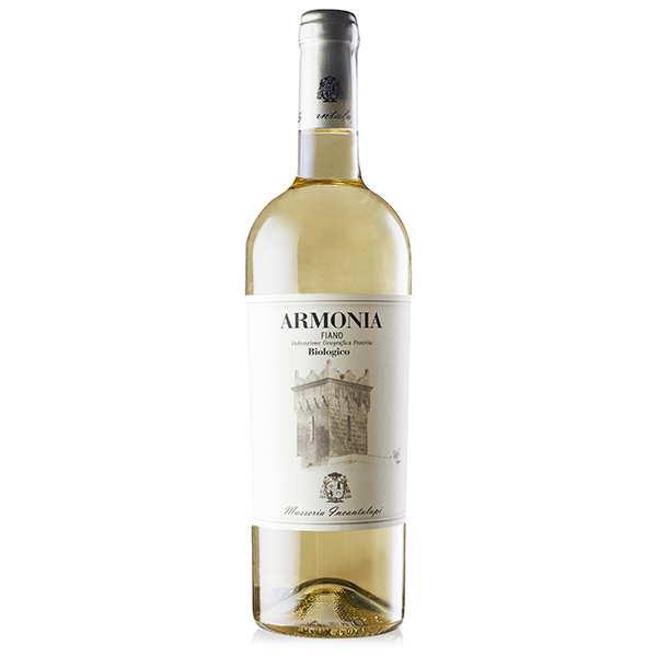 vino armonia bianco biologico