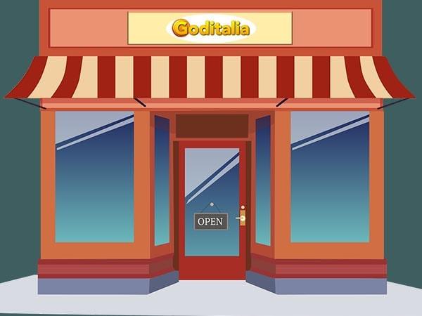 shop goditalia