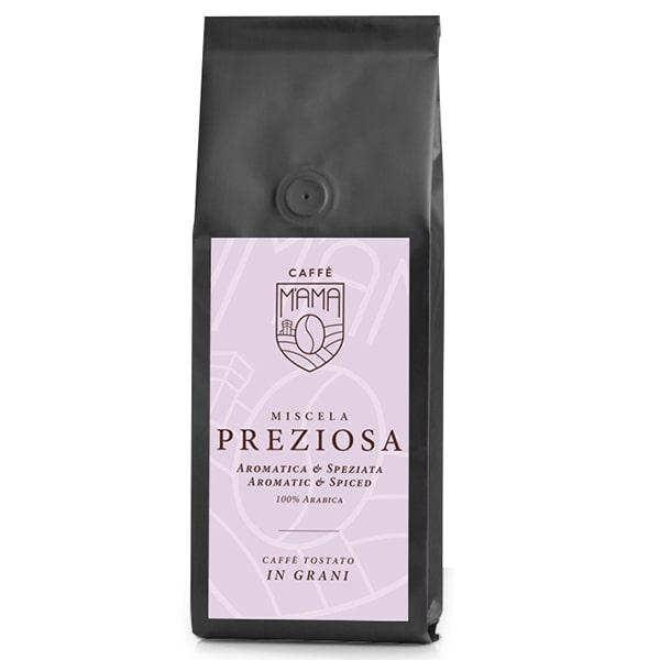 caffè preziosa in grani