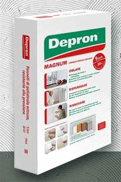 pannello isolante depron