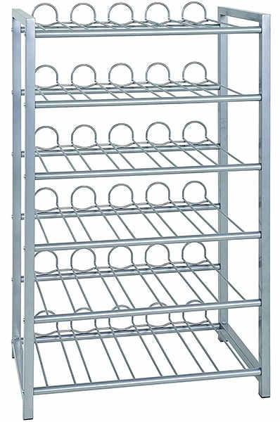 porta bottiglie alluminio